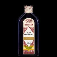 Olej rzepakowy 500 ml tłoczony na zimno