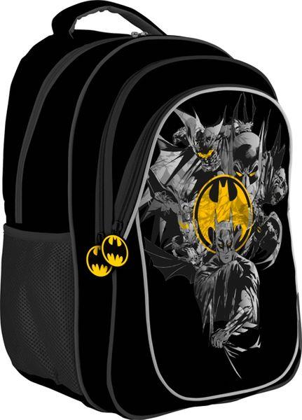 Plecak szkolny BT-01 Batman !! MEGA WYPRZEDAŻ !!! zdjęcie 2