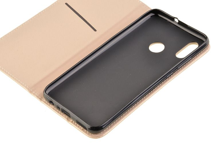 Etui Smart do Huawei P Smart 2019 złoty zdjęcie 4