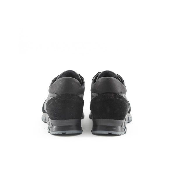 Made in Italia sportowe buty męskie czarny 45 zdjęcie 8