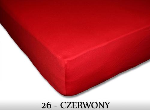 PRZEŚCIERADŁO JERSEY 140x200 Z GUMKĄ BARDZO GRUBE na Arena.pl