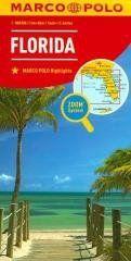 Mapa Marco Polo - Floryda 1:800 000 w.2017 praca zbiorowa