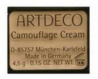 Artdeco Camouflage Cream Kamuflaż Korektor Magnetyczny W Kremie 02 Neutralizing Yellow 4.5G