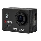 Kamera sportowa Xblitz Action 4K micro SD czarna