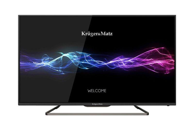 Kruger & Matz Telewizor 40 DVBT HD USB HDMI zdjęcie 1