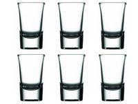 6 kieliszków do wódki 40 ml Boston Shots PASABAHCE