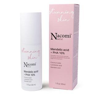 Nacomi Next Level Serum twarz Kwas migdałowy 10%