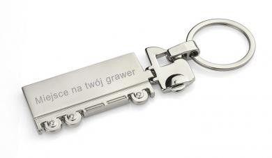 Brelok do kluczy TRUCK - prezent dla kierowcy, brelok do kluczy