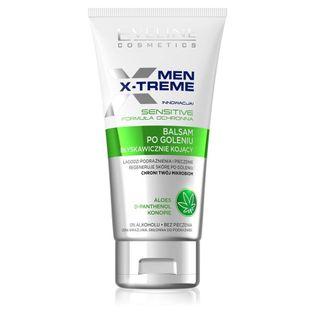 Men X-Treme Sensitive błyskawicznie kojący balsam po goleniu 150ml