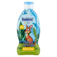 Bobini Kids Szampon żel i płyn do kąpieli 3w1 kangur 330 ml,