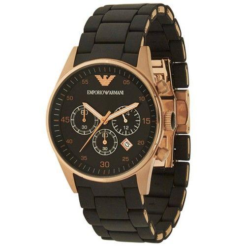 watch2love zegarek męski EMPORIO ARMANI AR5905 FVAT GWARANCJA zdjęcie 1