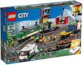 Lego polska Klocki City Pociąg towarowy