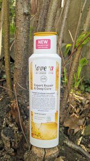 Lavera - Szampon do włosów zniszczonych bio-olej makadamia bio-guinoa
