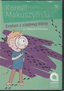 Szatan z siódmej klasy Audiobook Kornel Makuszyński