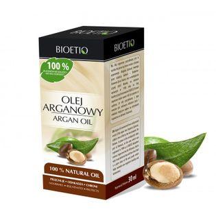 Bioetiq Naturalny Olej Arganowy 30 Ml