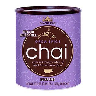 David Rio Orca Spice Chai Latte 1520g-SMART