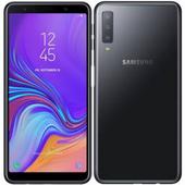 Telefon komórkowy Samsung Galaxy A7 Dual SIM (SM-A750FZKUXEZ) Czarny zdjęcie 3
