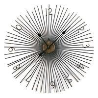 Zegar Ścienny Metal (4 x 69 x 69 cm)