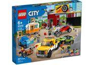 Lego City Warsztat tuningowy