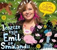 Jeszcze żyje Emil ze Smalandii audiobook Astrid Lindgren