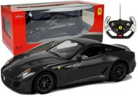 Auto R/C Ferrari 599 GTO Rastar 1:14 Czarne na Pilota