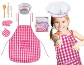 Kuchnia dla dzieci Piekarnik Zlew + Akcesoria Y162Z zdjęcie 4