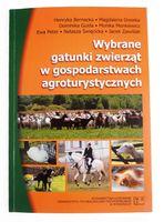 Książka Wybrane gatunki zwierząt w gospodarstwie - Hodowla