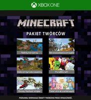 Gra Minecraft Pakiet Tworców Pl (Xone)