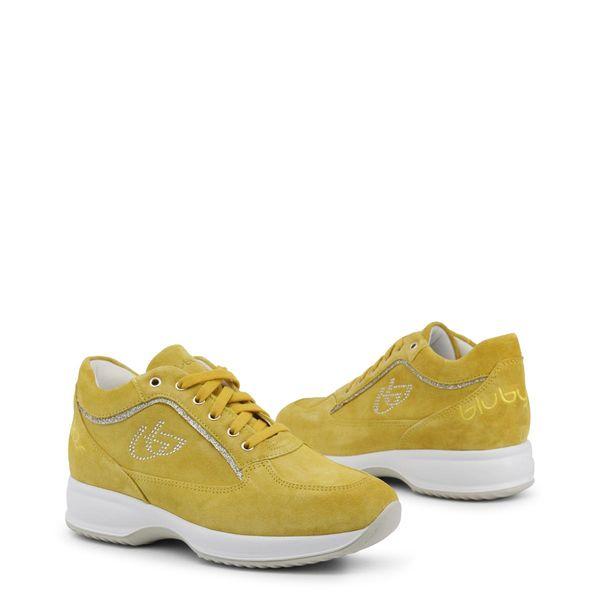 144e0e7aae Blu Byblos sportowe buty damskie sneakersy żółty 37 • Arena.pl