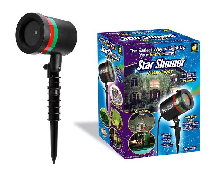 PROJEKTOR STAR SHOWER RUCHOMY 2 KOLORY! zdjęcie 1