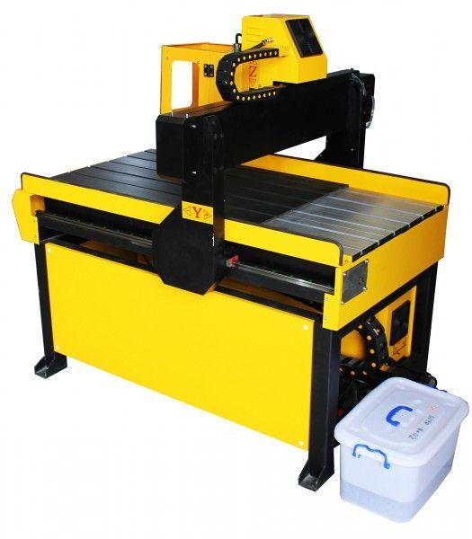 FREZARKA PLOTER CNC 6090 GRAWERKA 3kW z170mm MACH3 zdjęcie 3
