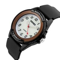 Zegarek dziecięcy pełne podświetlenie BACKLIGHT czytelne cyfry cienki