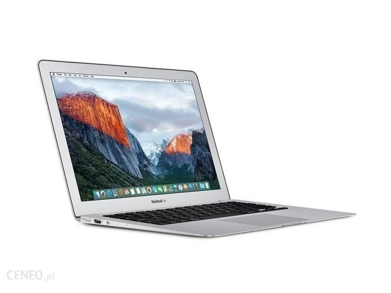 Apple MacBook Air 13, i5 1.8GHz/8GB/256GB SSD/Intel HD 6000 MQD32ZE/A/D1 zdjęcie 2