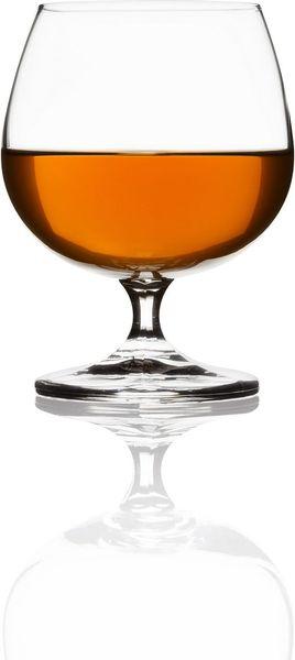 Kieliszek kieliszki do koniaku brandy whisky 250 ml 6 szt. PORTO kryształowe szkło na Arena.pl