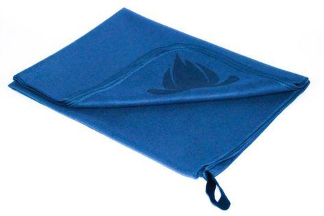 Ręcznik Szybkoschnący Z Mikrofibry Niebieski M