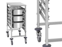 Wózek transportowy - 50 kg - 7 x GN 1/1 Royal Catering RCTW 7 GN1/1