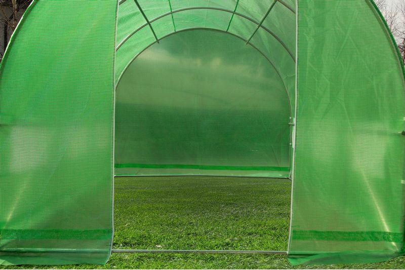 TUNEL FOLIOWY SZKLARNIA 2,5x4 EUROHIT GARDEN 400cm na Arena.pl