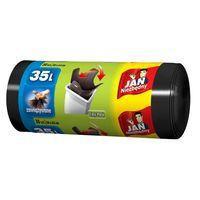 Worki na śmieci JAN NIEZBĘDNY easy-pack 35L 30szt