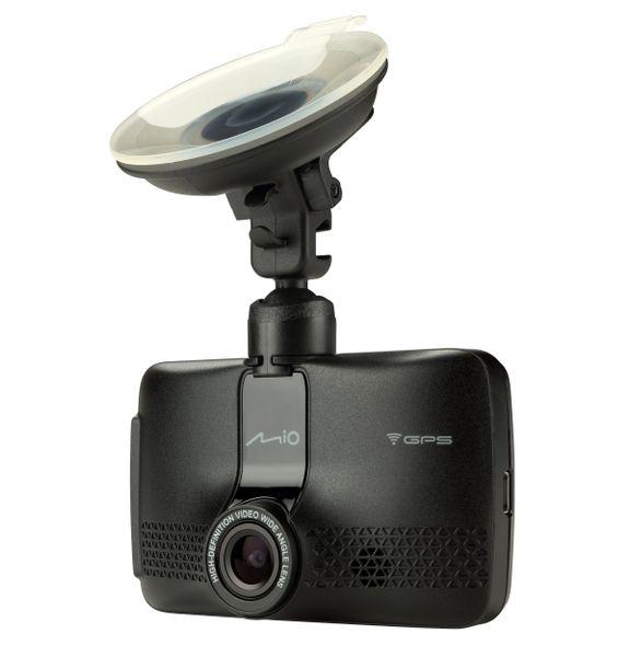 Mio MiVue 733 WiFi rejestrator jazdy GPS + karta 32GB zdjęcie 2