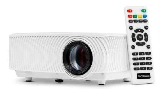 Projektor LCD OVERMAX Multipic 2.4 WVGA 1200 ANSI 1500:1