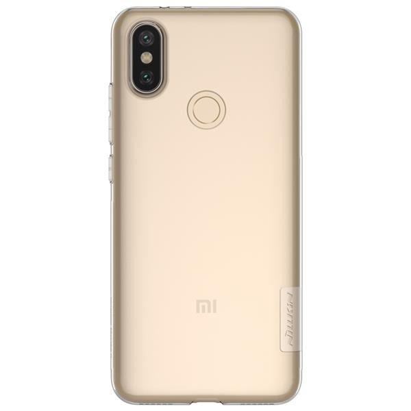 Etui Nillkin Nature Xiaomi Mi 6X - Crystal zdjęcie 2