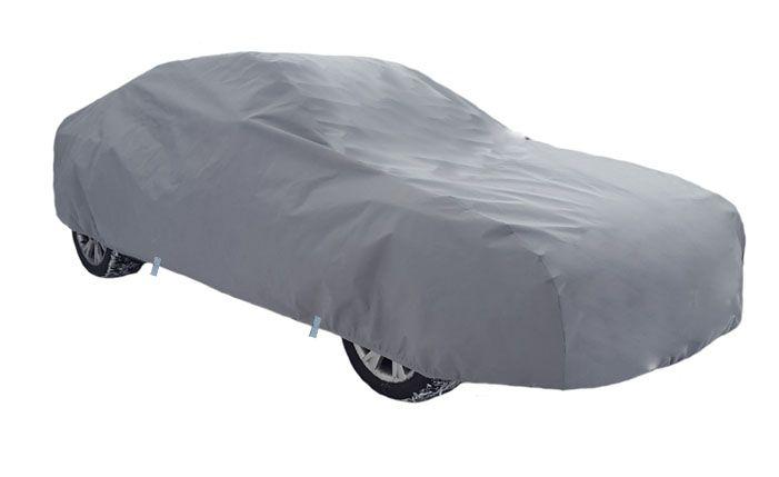 Pokrowiec na samochód exclusive 5-warstw alfa romeo mito zdjęcie 2