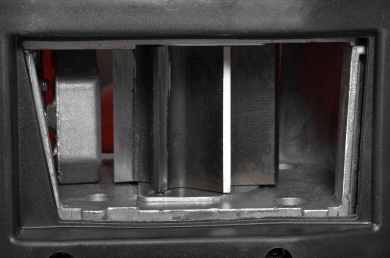 HECHT 6285 XL ROZDRABNIACZ ELEKTRYCZNY ZĘBATKOWY NA FREZ RĘBAK DO GAŁĘZI 2800W - OFICJALNY DYSTRYBUTOR - AUTORYZOWANY DEALER HECHT zdjęcie 3