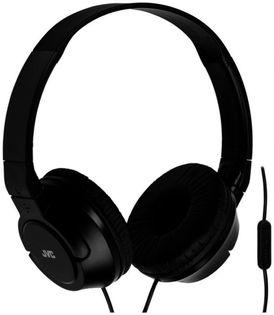 Słuchawki Z Mikrofonem Jvc 1.2 M 3.5 Mm (Pozłacany) Wtyk