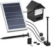 Pompa solarna do oczka wodnego - fontanna - 250 l/h - 0,8 m Uniprodo zdjęcie 2