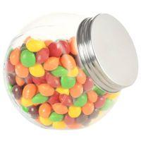 Słoiki na słodycze, 6 szt., 10,5 x 8 x 10,3 cm, 480 ml