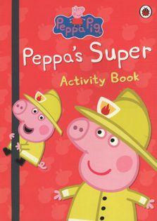Peppa Pig Activity Book - Peppa's Super