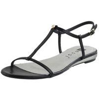 czarne Sandały damskie Nessi 49004 buty R.36