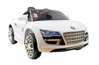 Samochód typu roadster autko dla dzieci - biały stoys