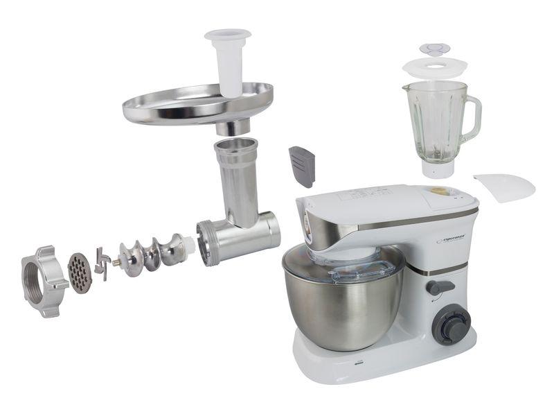 Robot planetarny wielofunkcyjny 3w1 Esperanza Cooking Master EKM025 zdjęcie 3